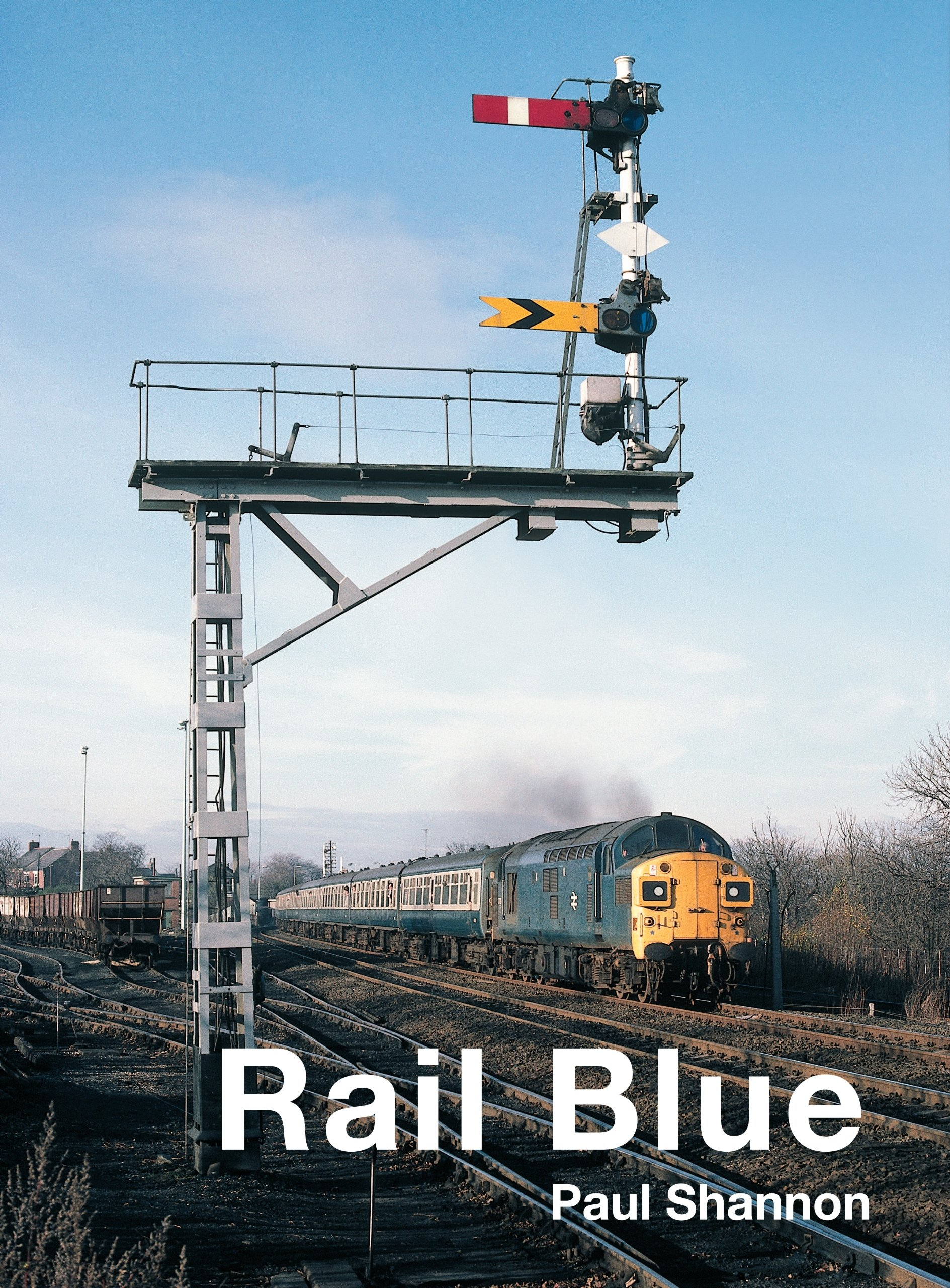 Image for RAIL BLUE
