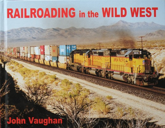 Image for Railroading in the Wild West