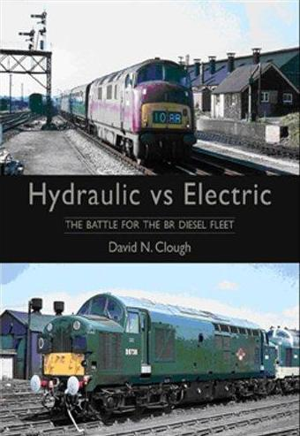 Image for Hydraulic vs Electric: the Battle for the BR Diesel Fleet