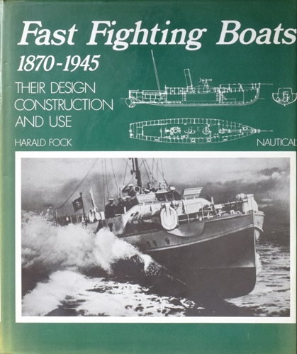 Image for Fast Fighting Boats 1870-1945