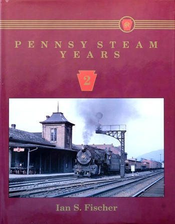 Image for Pennsy Steam Years 2