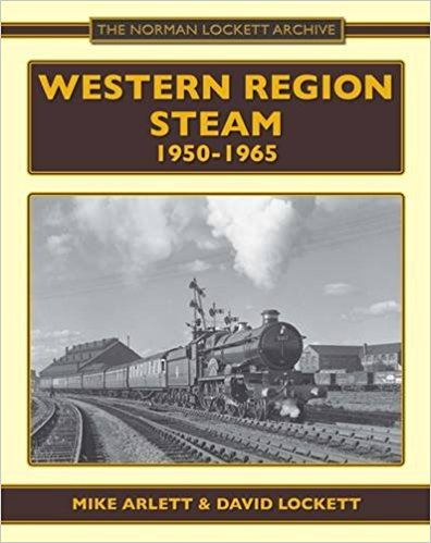 Image for WESTERN REGION STEAM 1950-1965