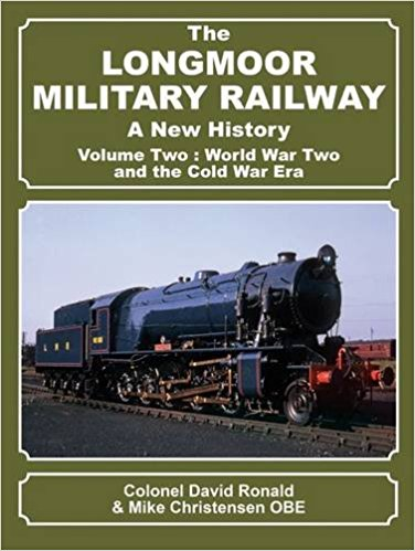 Image for The Longmoor Military Railway - A New History : Volume One - 1903-1939