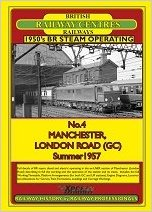 Image for British Railway Centres No.4  : Manchester, London Road (GC) Summer 1957