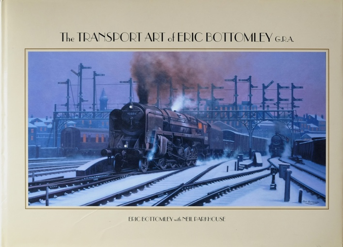 Image for The Transport Art of Eric Bottomley