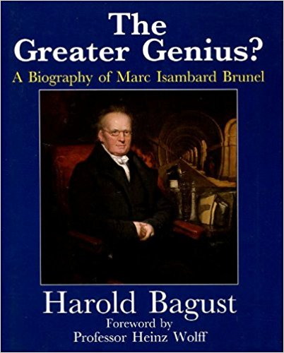 Image for The Greater Genius?  A Biography of Marc Isambard Brunel