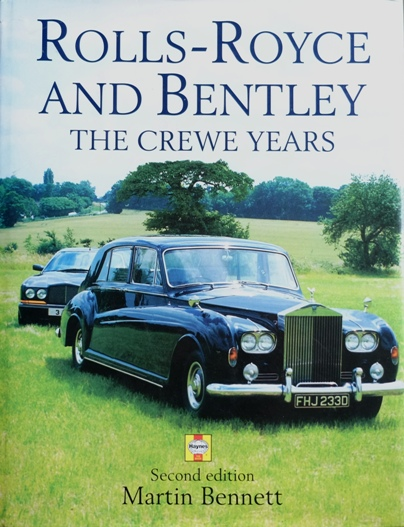 Image for Rolls-Royce and Bentley : The Crewe Years
