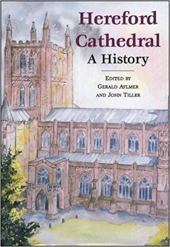 Image for Hereford Cathedral : A History