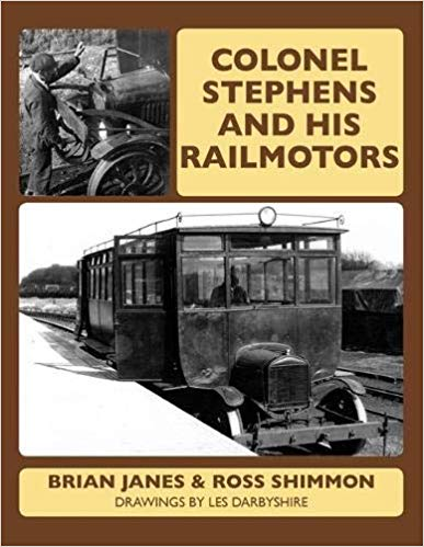 Image for Colonel Stephens and his Railmotors