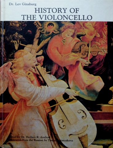 Image for History of the Violoncello