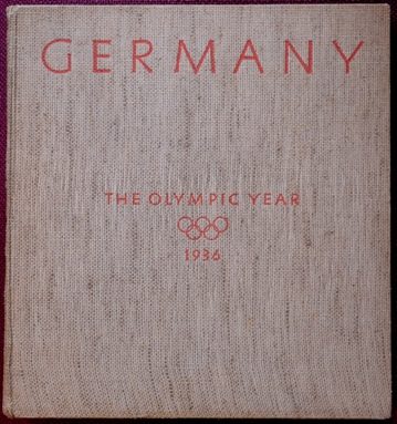 Image for Germany : The Olympic Year 1936