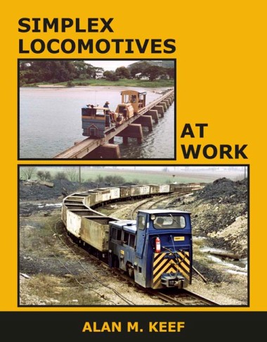 Image for Simplex Locomotives at Work