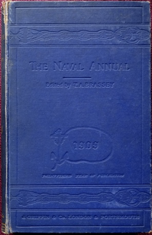 Image for The Naval Annual 1909