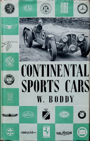 Image for Continental Sports Cars
