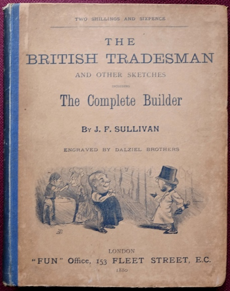 Image for The British Tradesman and Other Sketches Incluidng the Complete Builder