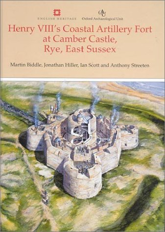 Image for Henry VIII's Coastal Artillery Fort at Camber Castle, Rye, East Sussex