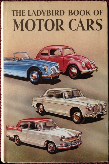 Image for The Ladybird Book of Motor Cars