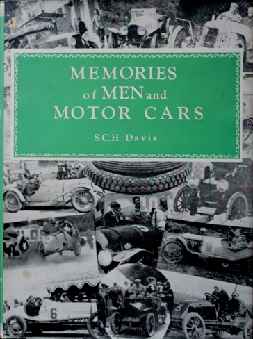 Image for Memories of Men and Motor Cars