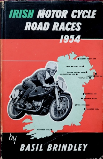 Image for Irish Motor Cycle Road Races 1954