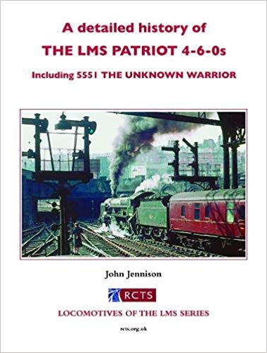 Image for A Detailed History of The LMS Patriot 4-6-0s