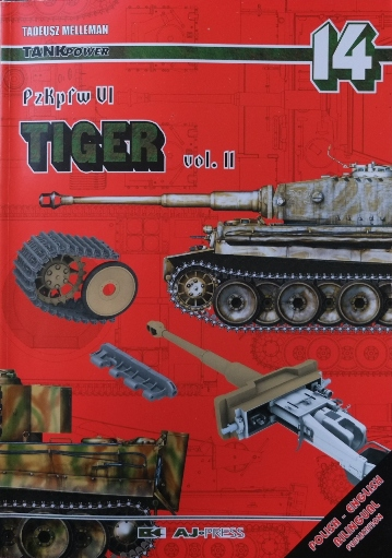 Image for TankPower 14 : PzKpfw VI Tiger Vol.2