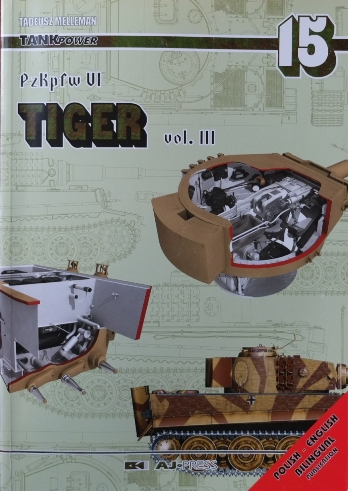 Image for TankPower 15 : PzKpfw VI Tiger Vol.3