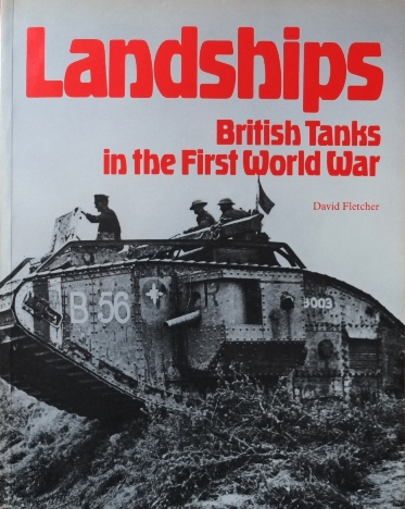 Image for Landships : British Tanks of the First World War