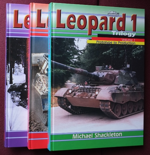 Image for Leopard 1 Trilogy (3 Volume set)