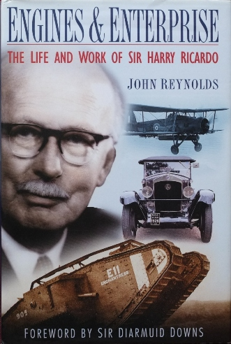 Image for Engines & Enterprise :  : The Life and Work of Sir Harry Ricardo