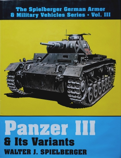 Image for Panzer III & Its Variants