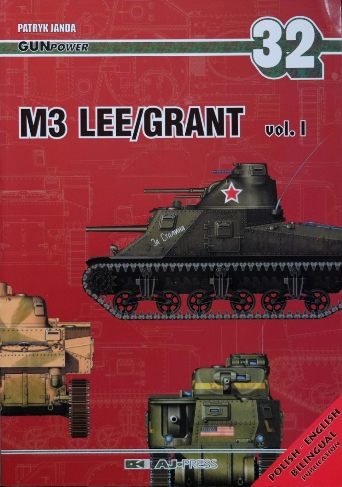 Image for GunPower 32 : M3 Lee/Grant Vol.1