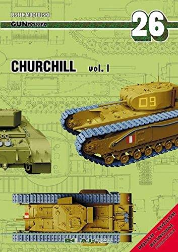 Image for GunPower 26 : Churchill Vol.1