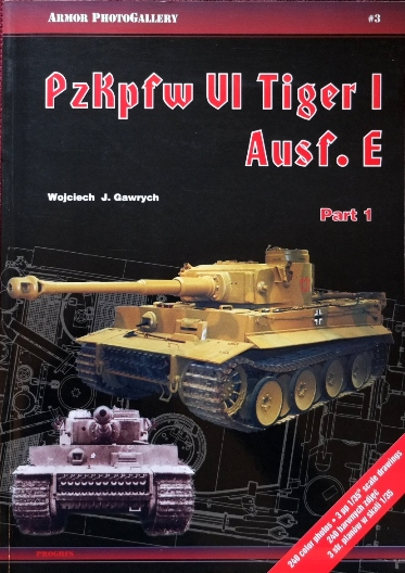 Image for PzKpfw VI Tiger I Ausf.E Part 1