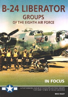Image for B-24 Liberator Groups of the 8th Air Force