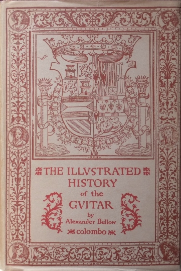 Image for The Illustrated History of the Guitar