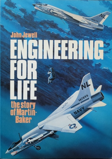 Image for Engineering for Life : The story of Martin-Baker