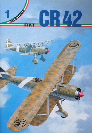 Image for Fiat CR 42 (Ali D'Italia 1)