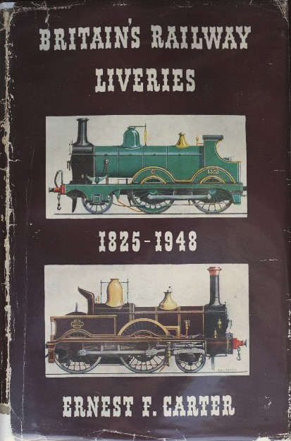 Image for BRITAIN'S RAILWAY LIVERIES