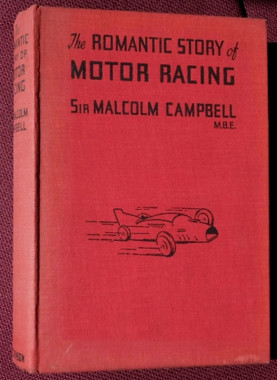 Image for The Romantic Story of Motor Racing