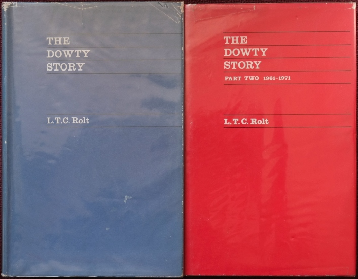 Image for The Dowty Story (2 Volume set)