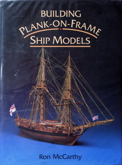 Image for Building Plank-on-Frame Ship Models