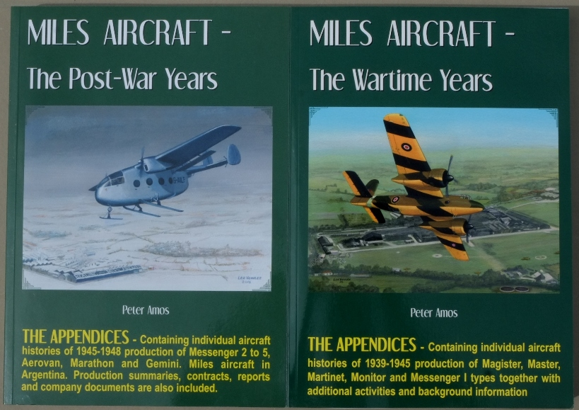 Image for Miles Aircraft : Complete 5 Volume Set