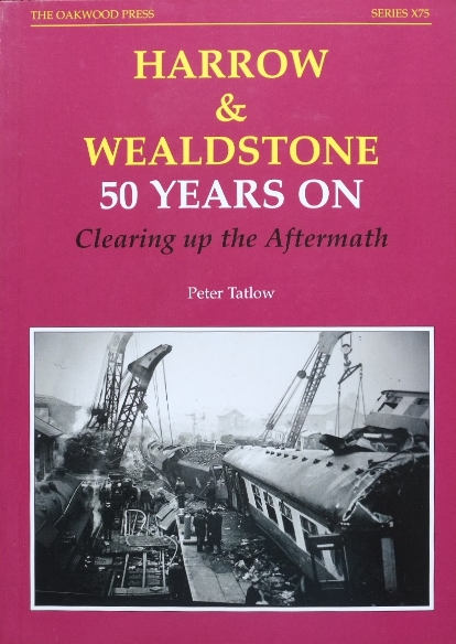Image for HARROW & WEALDSTONE 50 YEARS ON