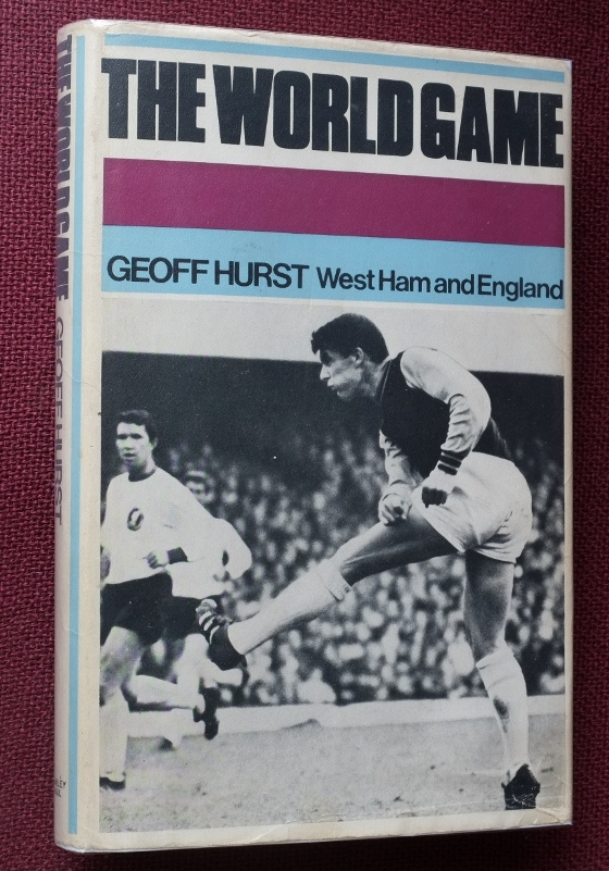 Image for The World Game (Signed By Geoff Hurst & Bobby Moore)