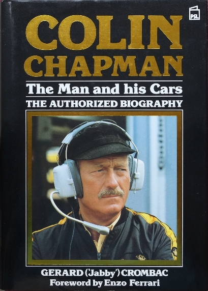 Image for Colin Chapman : The Man and His Cars
