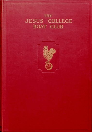 Image for The Jesus College Cambridge Boat Club 1827-1962