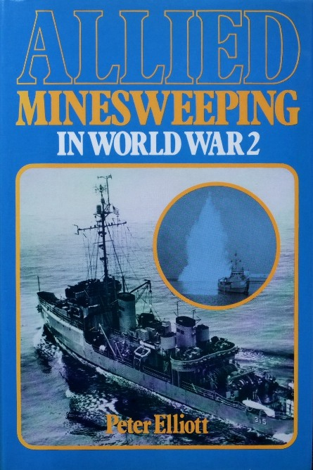 Image for Allied Minesweeping in World War II