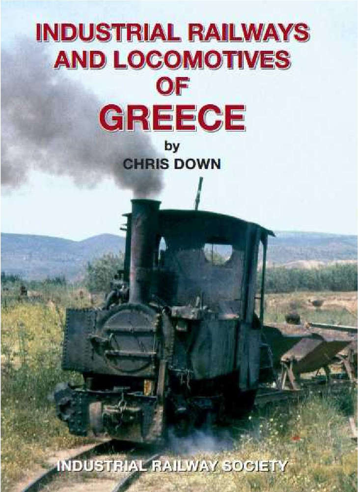 Image for Industrial Railways and Locomotives of Greece