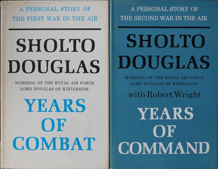 Image for Years of Combat & Years of Command (2 volume set)
