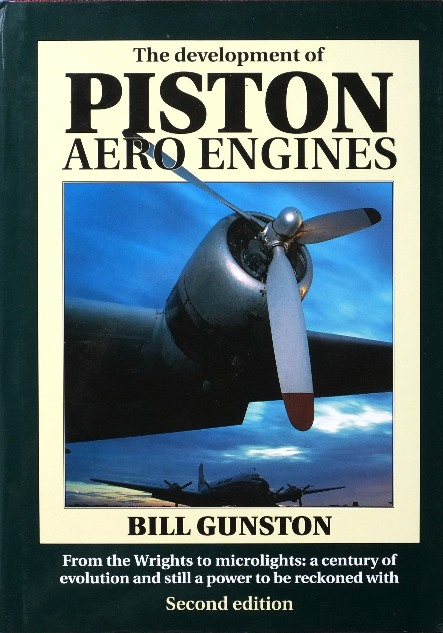 Image for The Development of Piston Aero Engines
